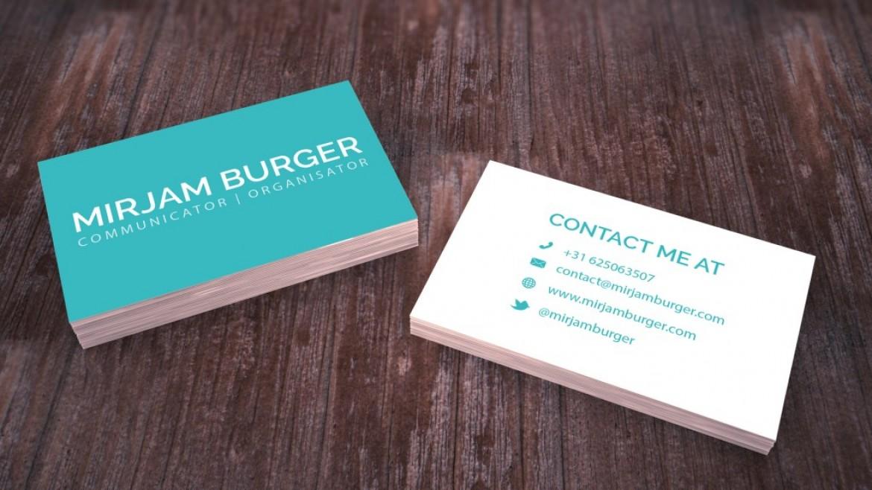 Mirjam Burger